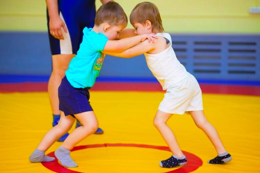 спортивные секции для детей в одинцово
